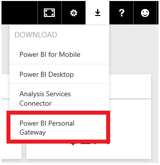 power bi gateway download microsoft