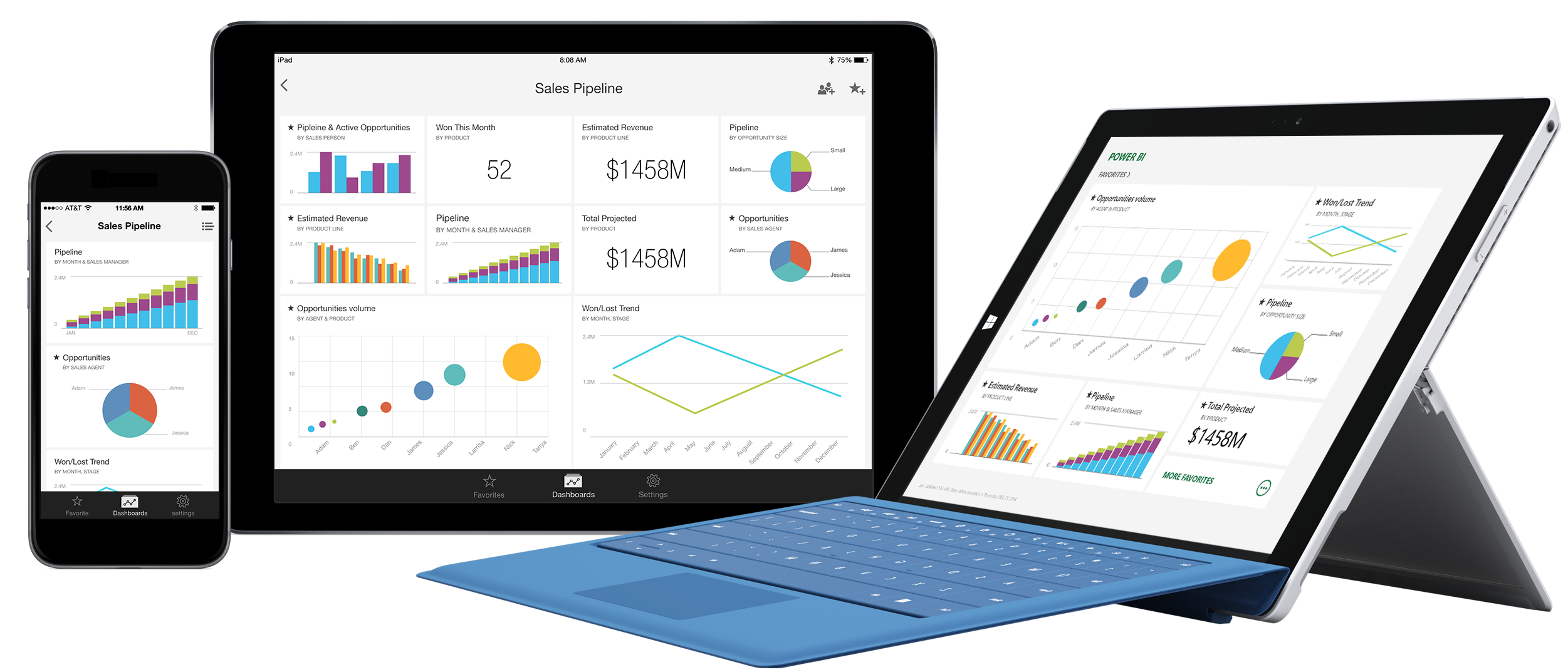 New Power BI features available for preview