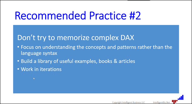 043cc259 193b 4fb6 ad2e 12879138020e 4 recommended practices for new DAX users