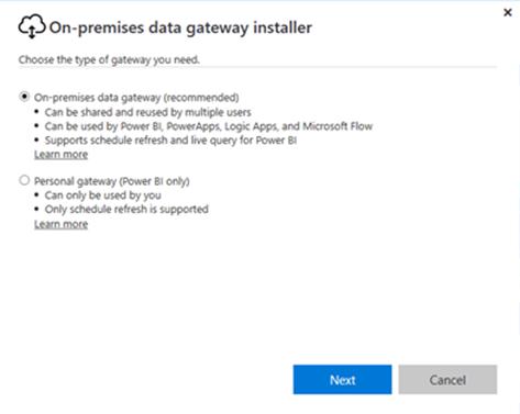 12a4911d d1fd 4bca 9831 2792d458fb2a Gateways July update – going beyond Power BI