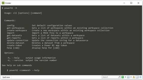 Power BI Embedded SDK for Node JS