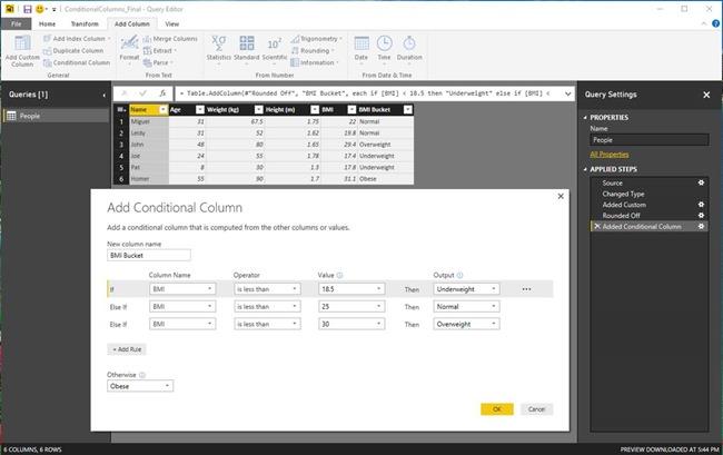 Обзор апрельского обновления Microsoft PowerBI